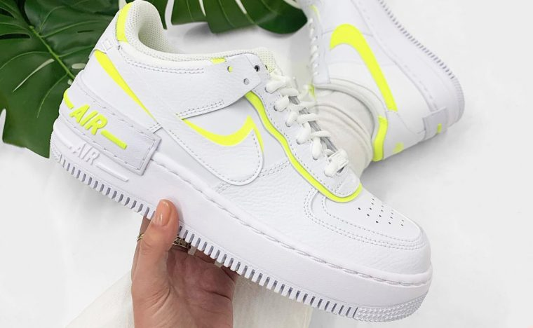 Air Force 1 Shadow Lemon