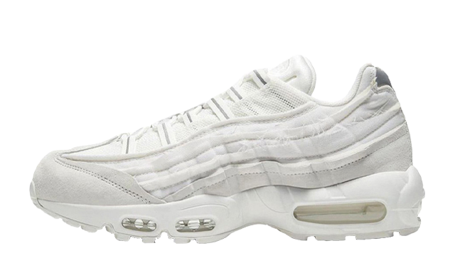 COMME des GARÇONS x Nike Air Max 95 Off White