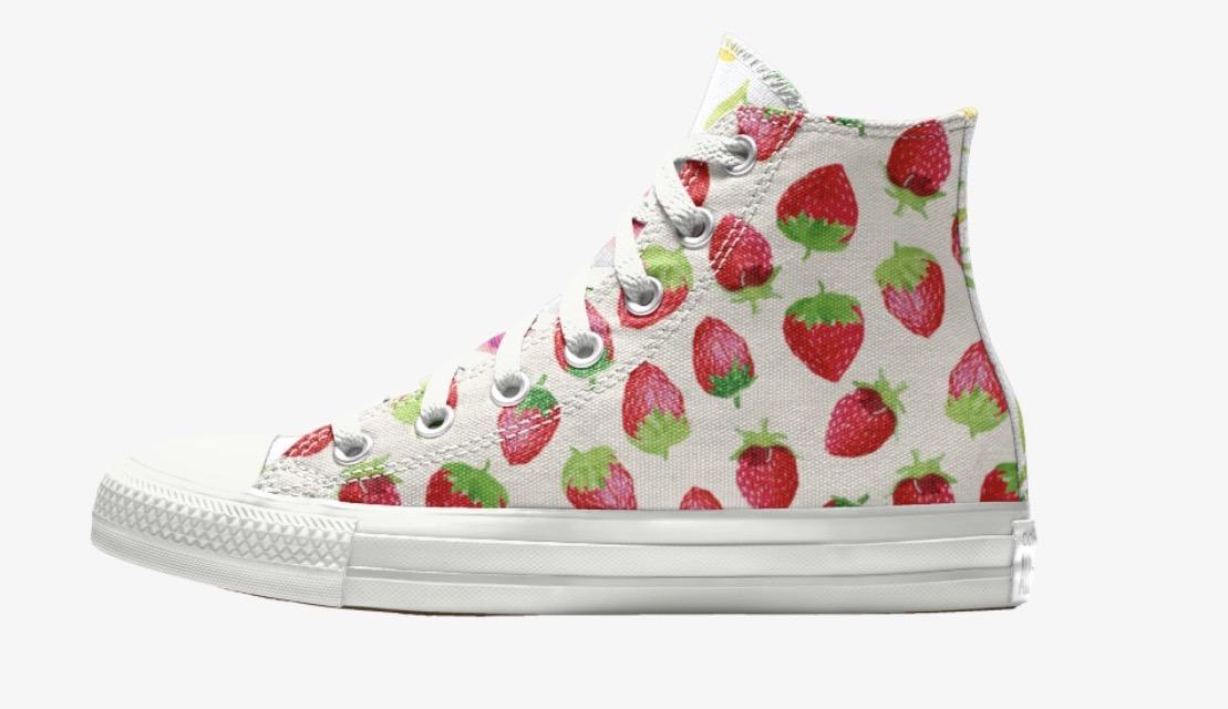 Converse Chuck 70 Customise Strawberry