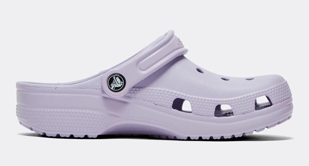 Crocs Sandals Lavender