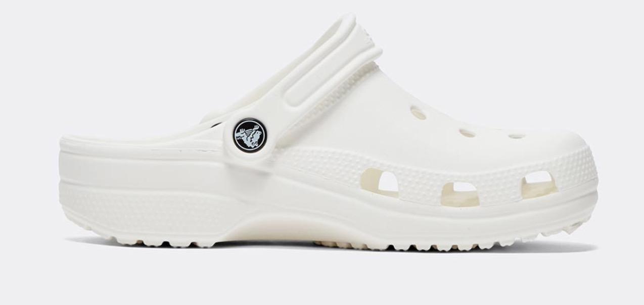 Crocs Sandals White