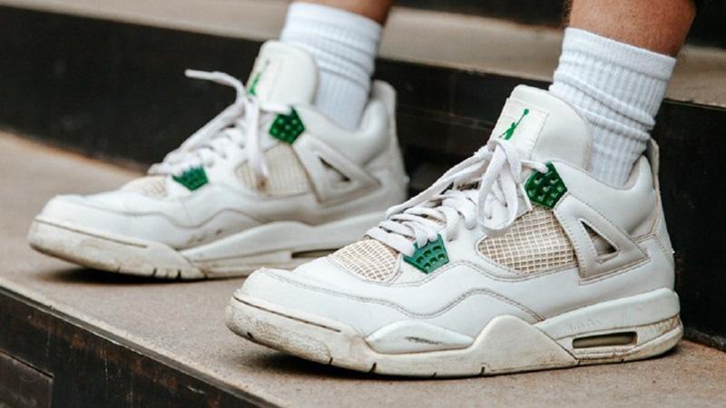 Jordan 4 Metallic Pack Green | CT8527