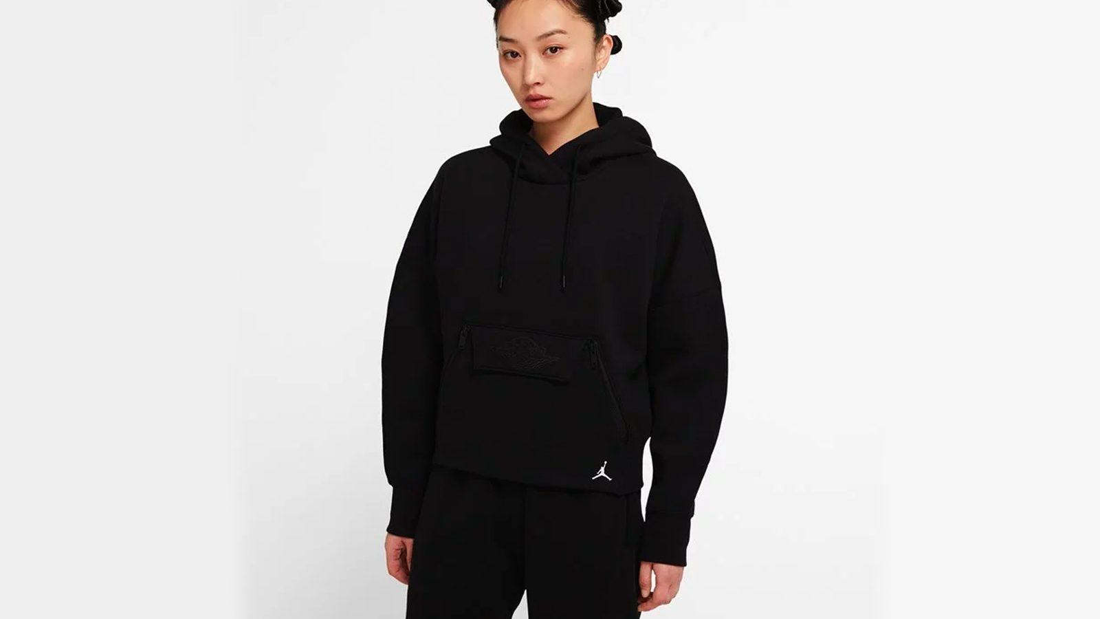 Jordan Brand Wmns Fleece Hoodie