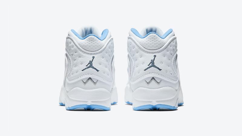 Jordan OG White University Blue Back
