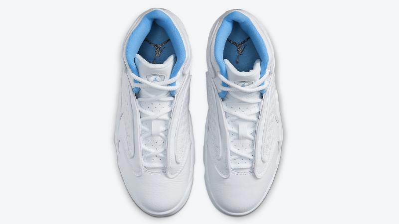 Jordan OG White University Blue Middle