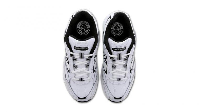New Balance 452 White Black WX452SB-113 middle thumbnail image