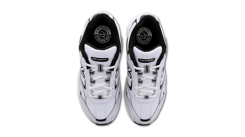 New Balance 452 White Black WX452SB-113 middle