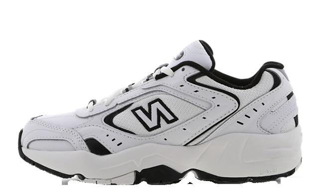 New Balance 452 White Black WX452SB-113