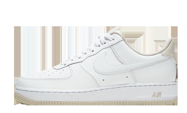 Nike Air Force 1 07 White Light Bone