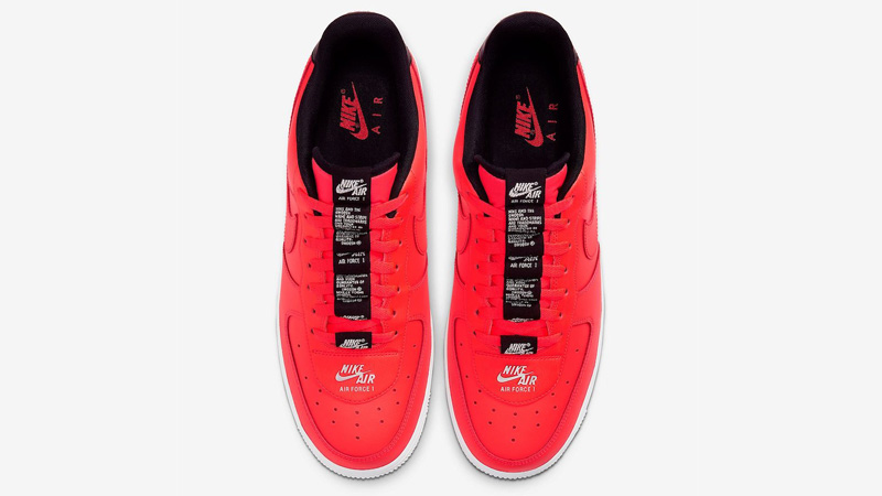 Nike Air Force 1 Double AIR Red Middle