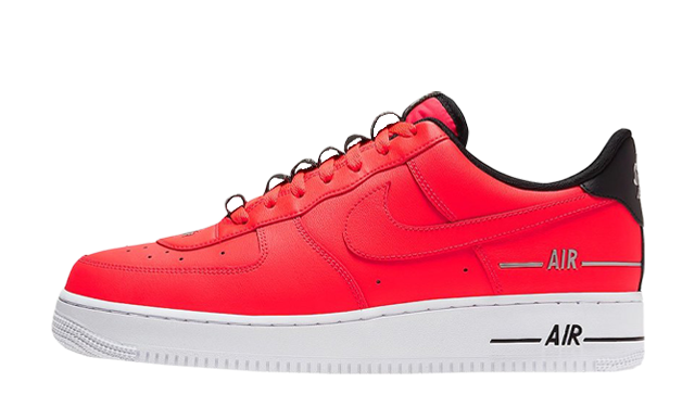 Nike Air Force 1 Double Air Red