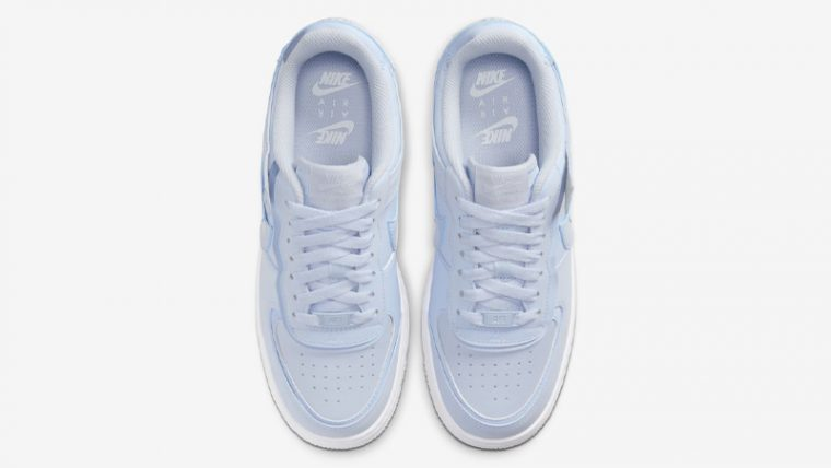 Nike Air Force 1 Shadow Hydrogen Blue White Middle thumbnail image