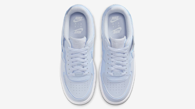 Nike Air Force 1 Shadow Hydrogen Blue White Middle