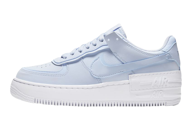 Nike Air Force 1 Shadow Hydrogen Blue White