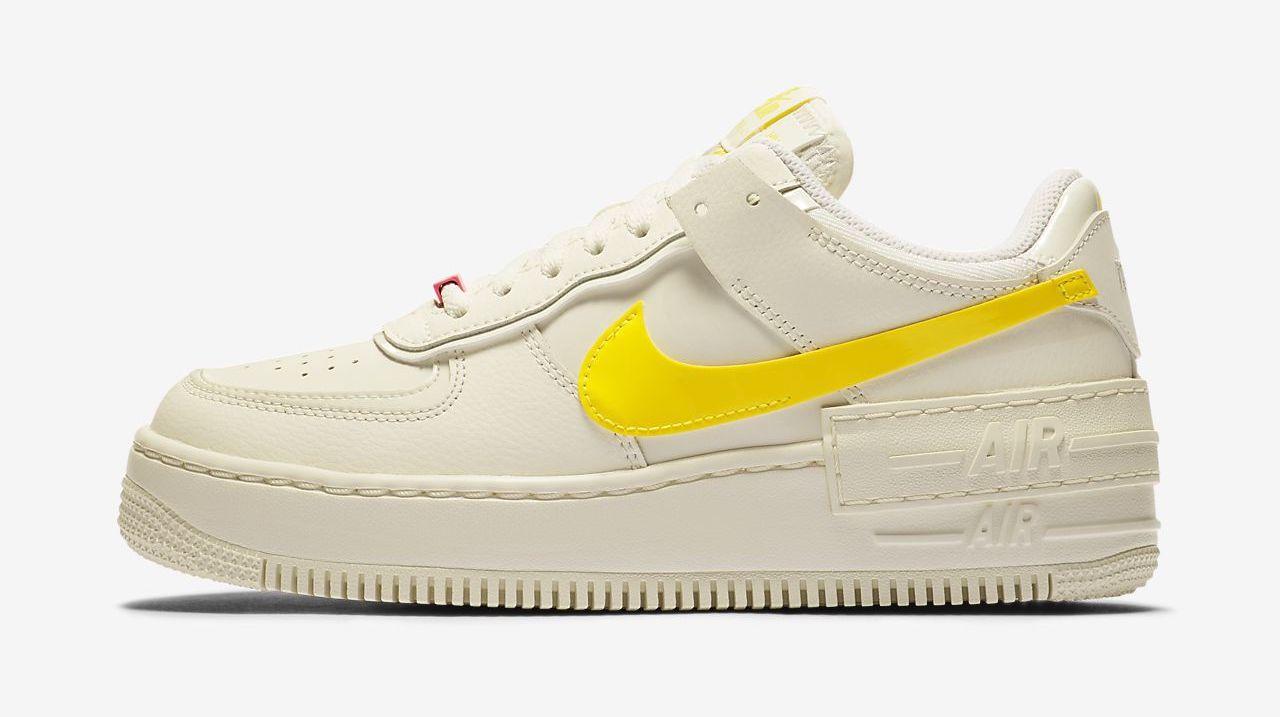 Nike Air Force 1 Shadow Sail Optic Yellow