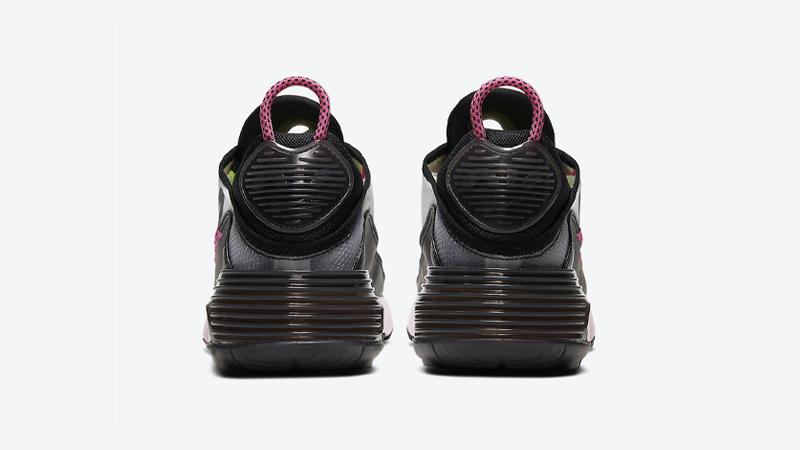 Nike Air Max 2090 Pink Black Back
