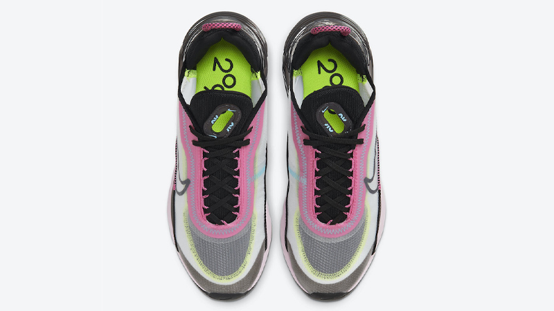 Nike Air Max 2090 Pink Black Middle