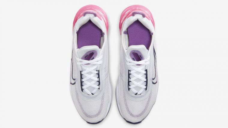 Nike Air Max 2090 Platinum Tint Purple Middle thumbnail image