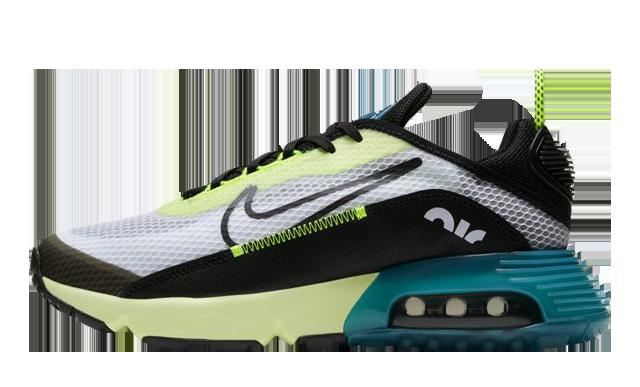 Nike Air Max 2090 White Black Volt