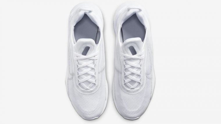 Nike Air Max 2090 White Wolf Grey Middle thumbnail image