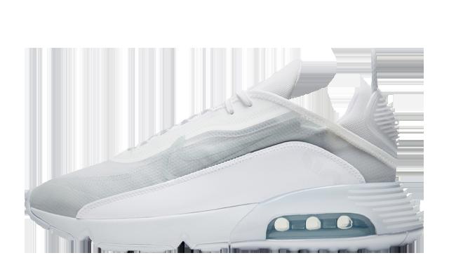 Nike Air Max 2090 White Wolf Grey