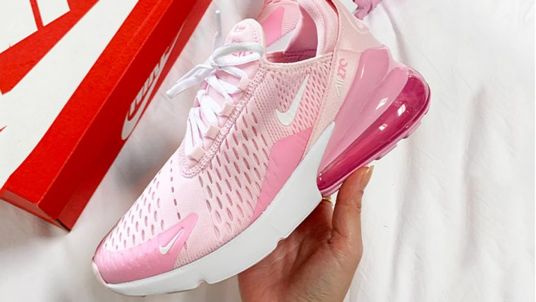Nike Air Max 270 Pink Foam Feature