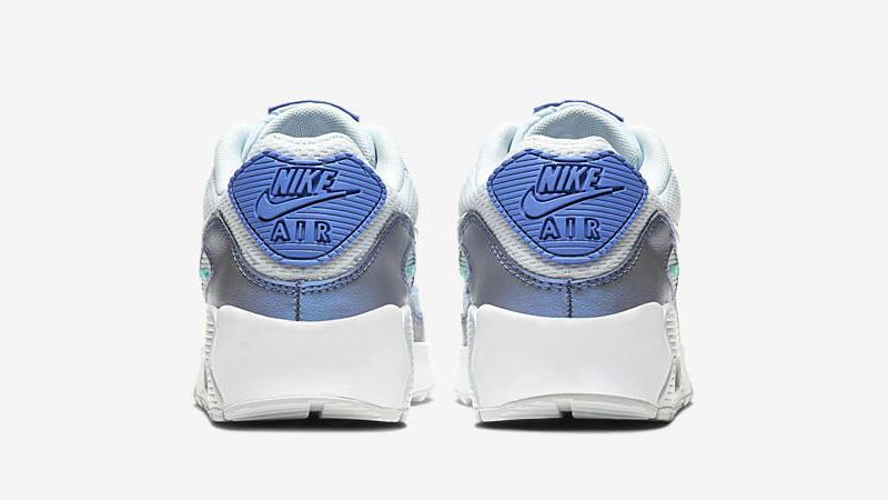Nike Air Max 90 Aura Back