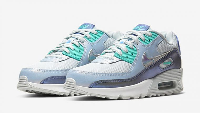 Nike Air Max 90 Aura Front thumbnail image
