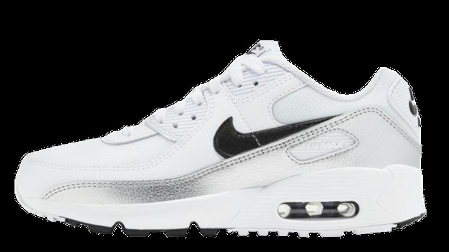 Nike Air Max 90 White Black | Where To Buy | CZ5867-100 ...