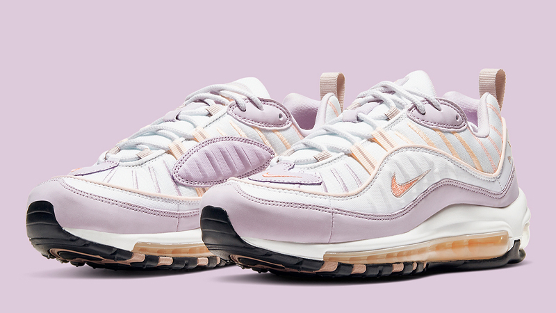 Nike Air Max 98 Atomic Pink Front
