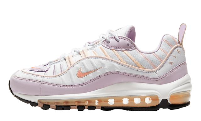 Confusión triple escolta  Nike Air Max 98 Atomic Pink | Where To Buy | CI3709-102 | The Sole Womens