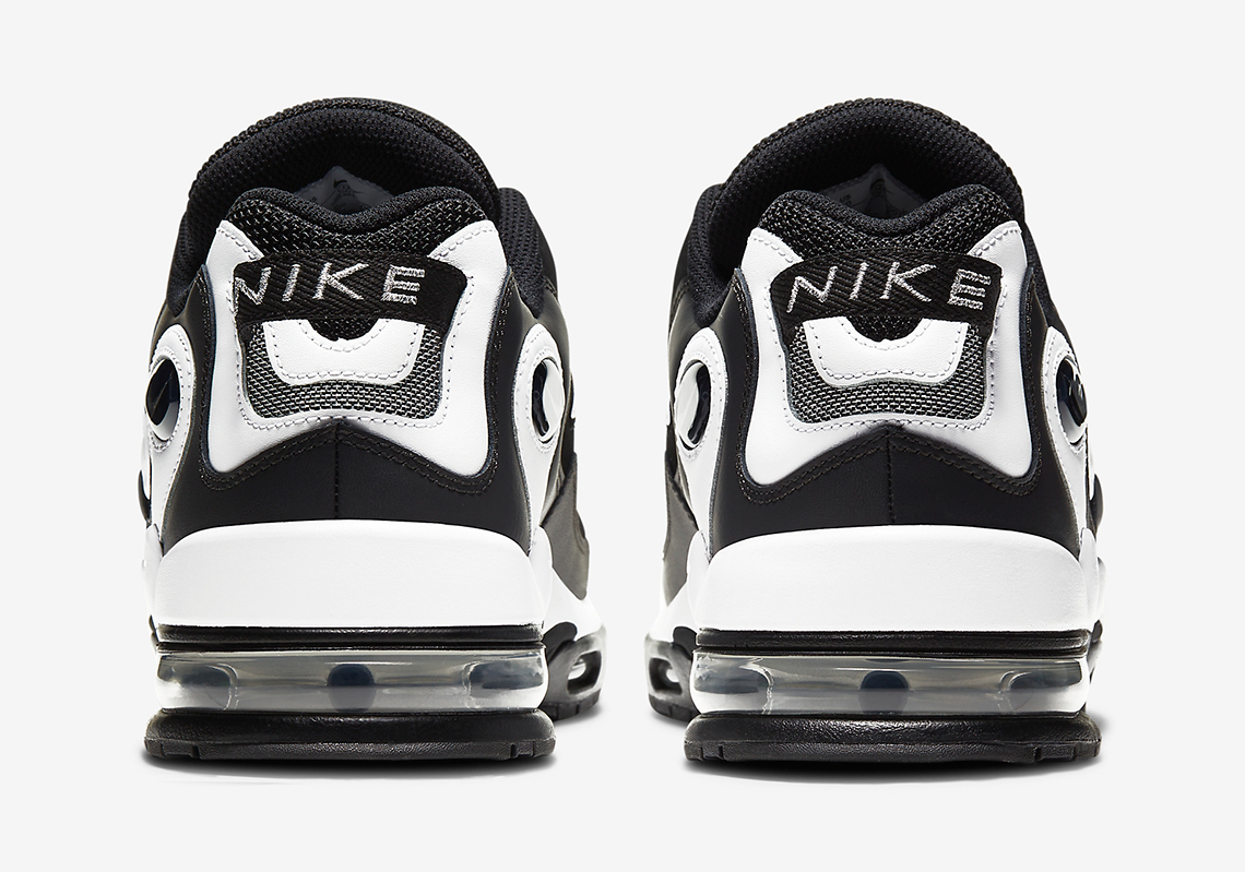 Nike Air Max Metal Black White