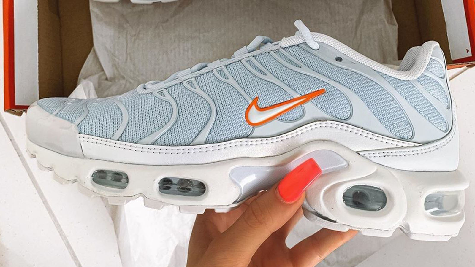 sustracción fertilizante Te mejorarás  Get 25% Off These Bestselling Nike Air Max Plus From Foot Locker UK | Style  Guides | The Sole Womens