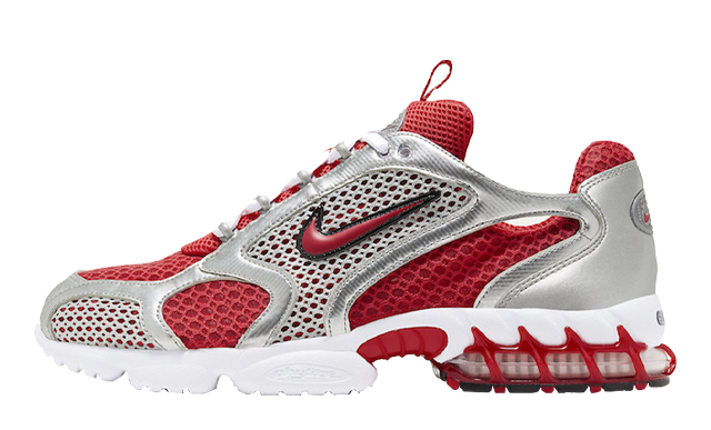 Nike Air Zoom Spiridon Cage 2 Varsity Red White