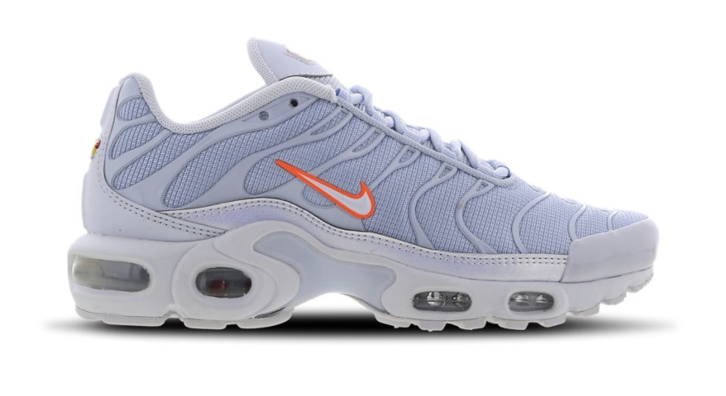 Nike Air max Plus Hydrogen Blue Crimson