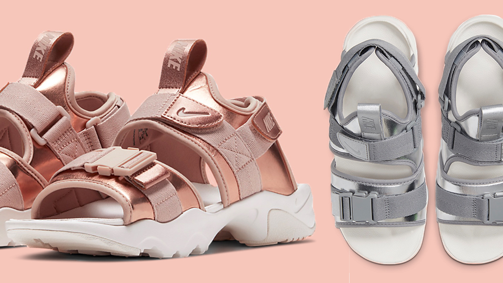 The Nike Canyon Sandal Will Be The