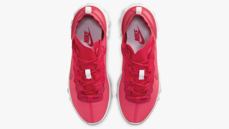 Nike React Element 55 Red Middle thumbnail image