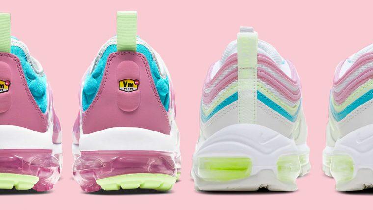 Nike USA Air Max Pastel