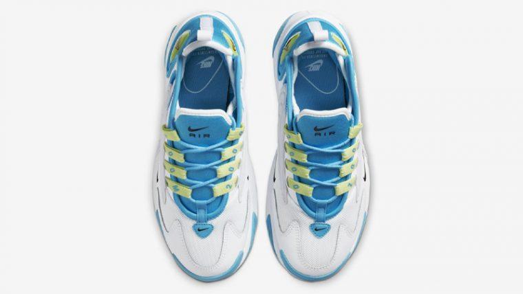 Nike Zoom 2K Blue Fury White Middle thumbnail image