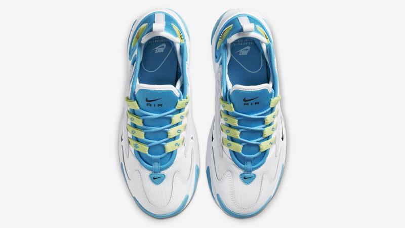Nike Zoom 2K Blue Fury White Middle