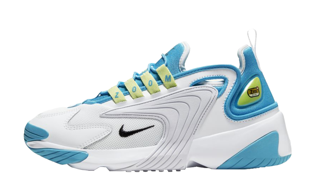 Nike Zoom 2K Blue Fury White