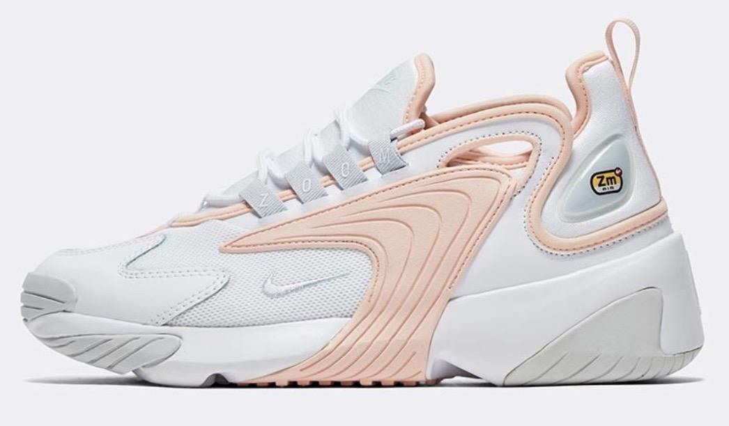 Nike Zoom 2K White Pink