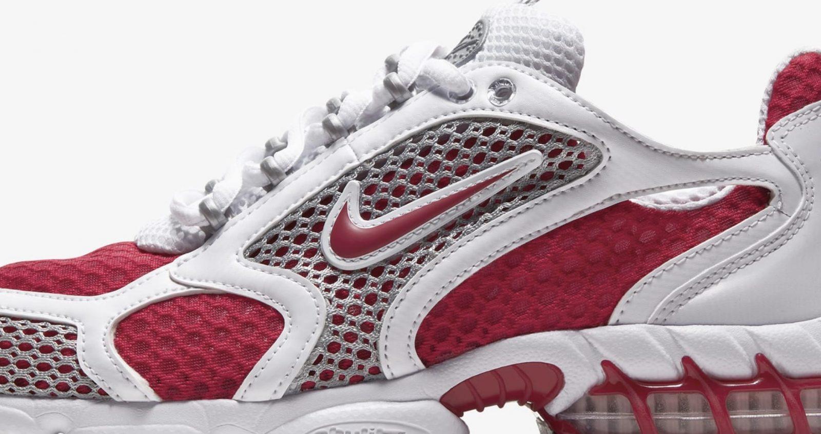Nike air-zoom-spiridon-cage-2 red white