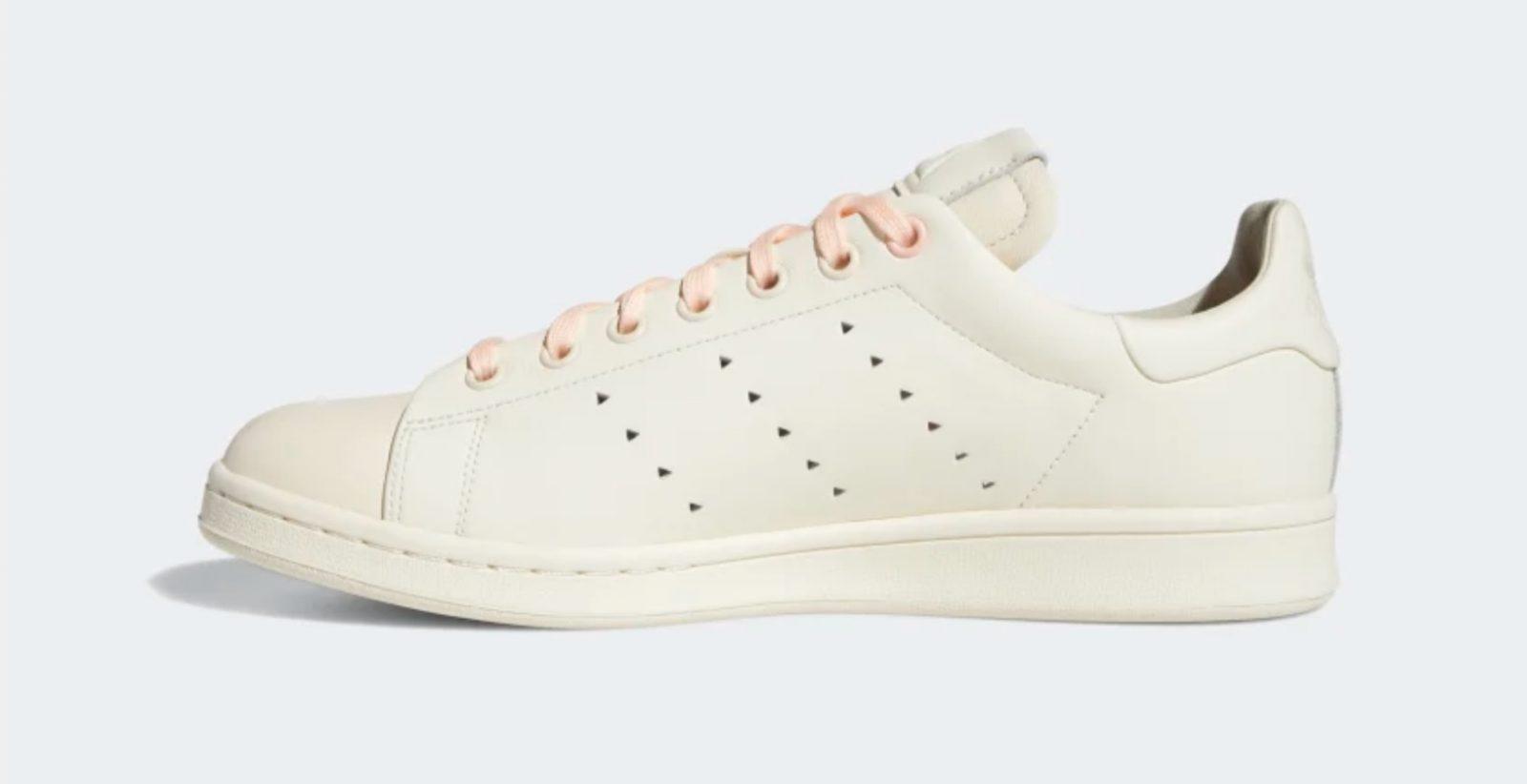 Pharrell Williams x adidas Stan Smith cream