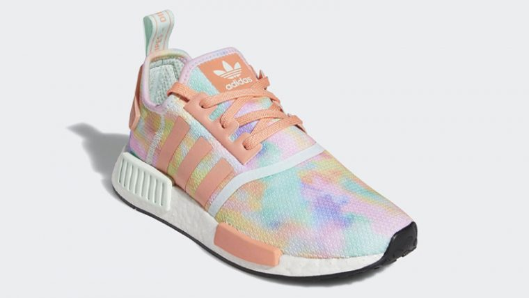 adidas NMD R1 Easter Multicolor Front thumbnail image