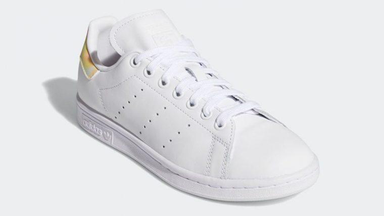adidas Stan Smith Tie-Dye White Front thumbnail image