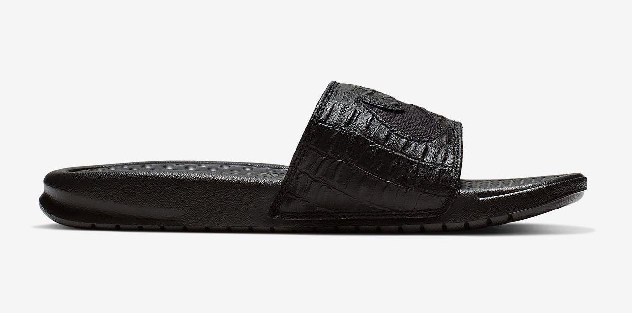 benassi-jdi SE Slide Black Croc