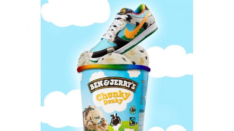 Ben & Jerry x Nike SB Dunk Low Chunky Dunky Lifestyle thumbnail image