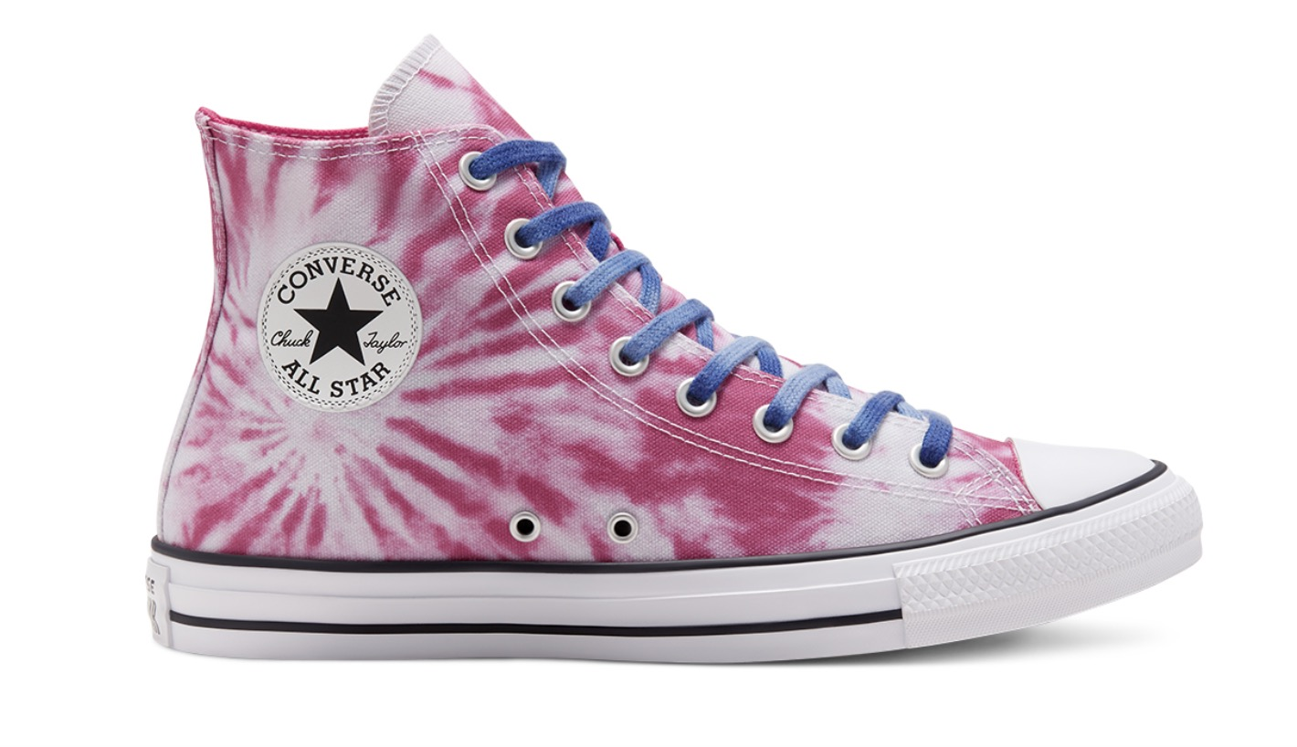 Converse Twisted Vacation Chuck Taylor All Star Pink