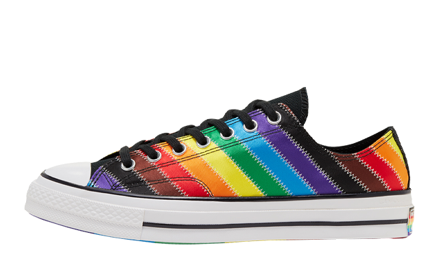 Converse Chuck 70 Low Pride 2020 White